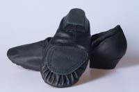 Балетки на каблуке Эннеси