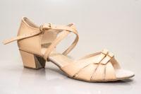 Лаковые рейтинговые туфли