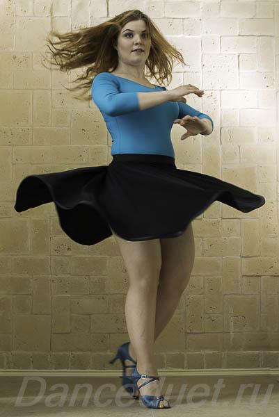 Юбка для народных танцев